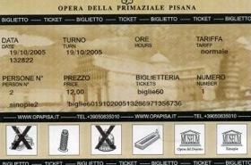Florenz Tour 2005