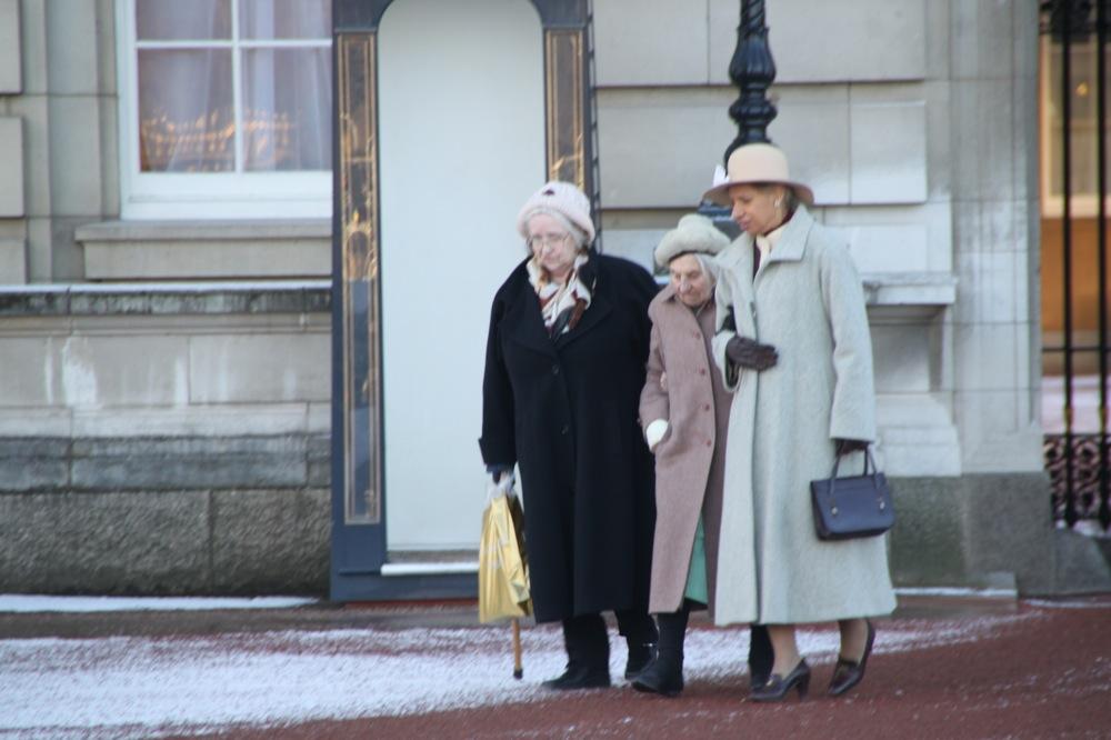 Queen Elizabeth II ?