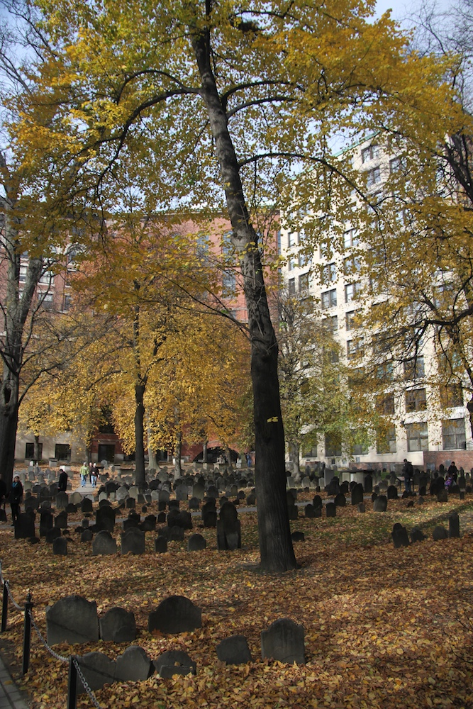 Granary Buriying Ground