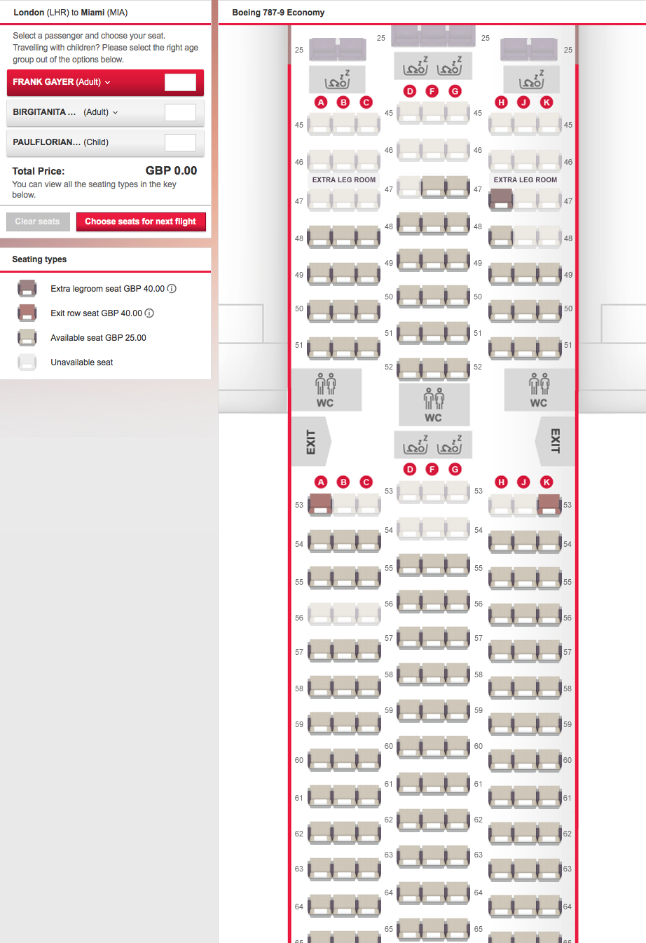 Sitzplan VS005